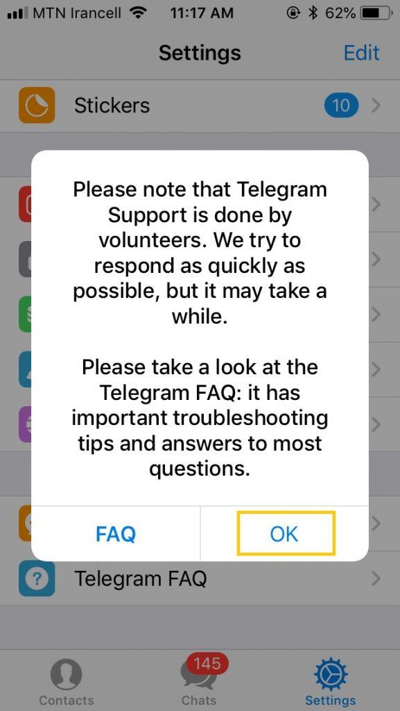 report spam telegram 3 577x1024 رفع ريپورت تلگرام آموزش تصویری